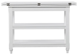 SEI Convertible Console to Dining Table, , rollover