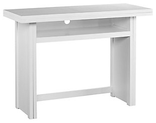 SEI Convertible Console to Dining Table, , large