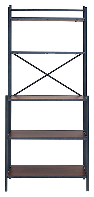 SEI Modern Farmhouse Bakers Rack, , large
