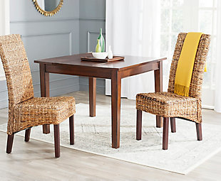 "Carol 18"" Rattan Side Chair (Set of 2), , rollover"