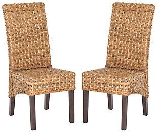 "Carol 18"" Rattan Side Chair (Set of 2), , large"