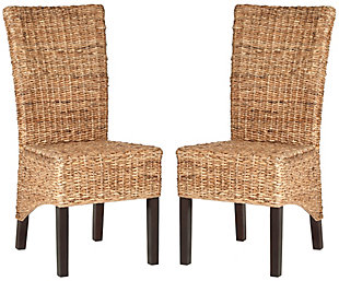 "Lombardi  18"" Rattan Side Chair (Set of 2), , large"