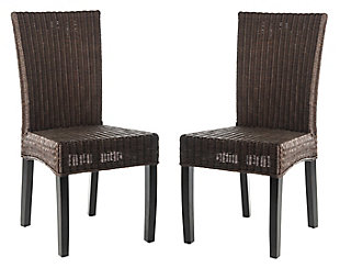 "Celtic 18"" Wicker Side Chair (Set of 2), , large"