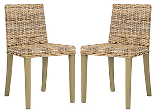 "Martin 18"" Wicker Side Chair (Set of 2), , large"