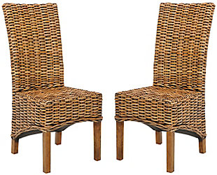 "Harvey 18"" Rattan Side Chair (Set of 2), , large"