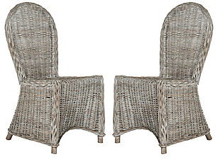 "Margarite 19"" Wicker Dining Chair (Set of 2), , large"