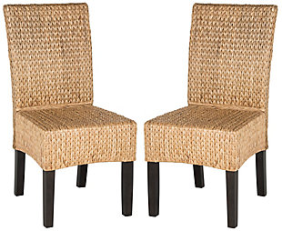 """Symphony 18"""" Wicker Dining Chair (Set of 2), , large"""