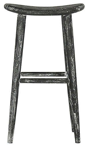 Trilogy Wood Bar Stool, , large