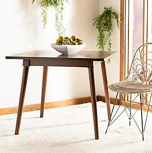 Brady Square Dining Table, Walnut, large