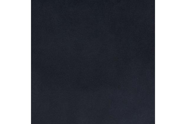 Zuo Modern Adele Bar Stool, Black/Gold Finish, large