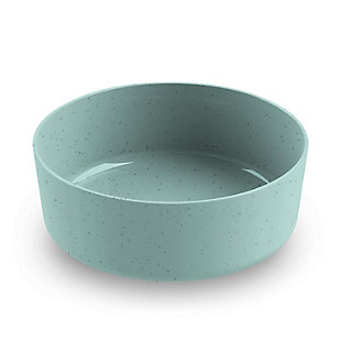 TarHong Melamine Palermo Bowl (Set of 6), Blue/Green, large
