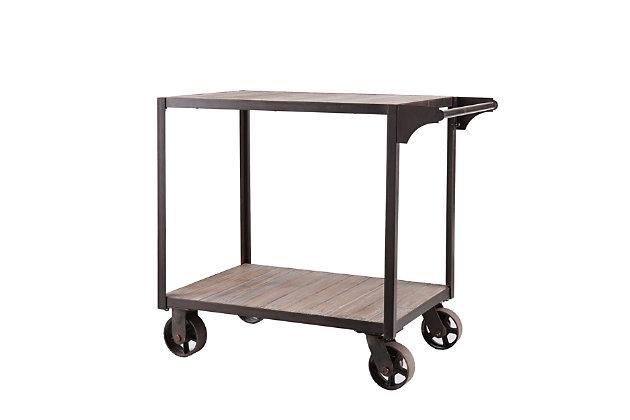 Zayden Zayden Bar Cart, , large