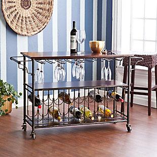 Beaux Beaux Wine/Bar Cart, , rollover