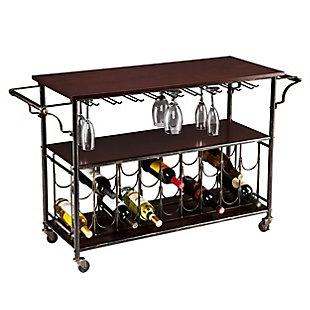 Beaux Beaux Wine/Bar Cart, , large