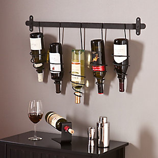 Zuma Zuma Wall Mount Wine Rack, , large