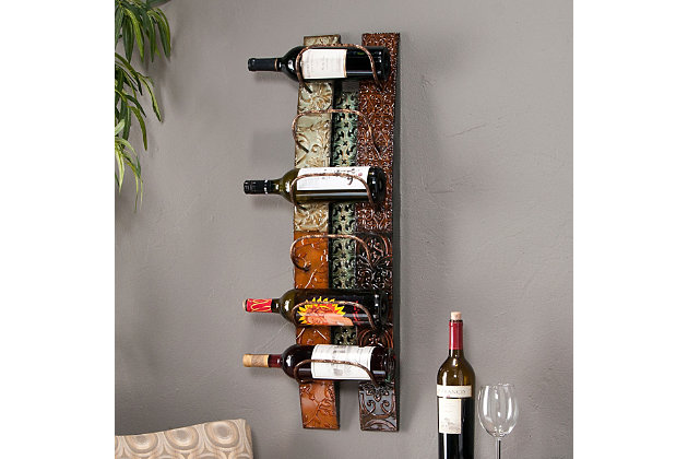 Datena Datena Wall-Mount Wine Storage, , large