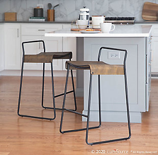 Dali Counter Stool (Set of 2), , rollover