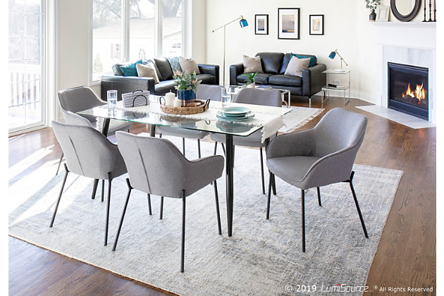 Ashley Furniture Home, Ashley Furniture Blue Dining Room Chairs