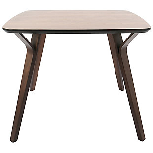 Folia Dining Table, Walnut, large