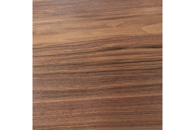 Folia Dining Table, Walnut, large