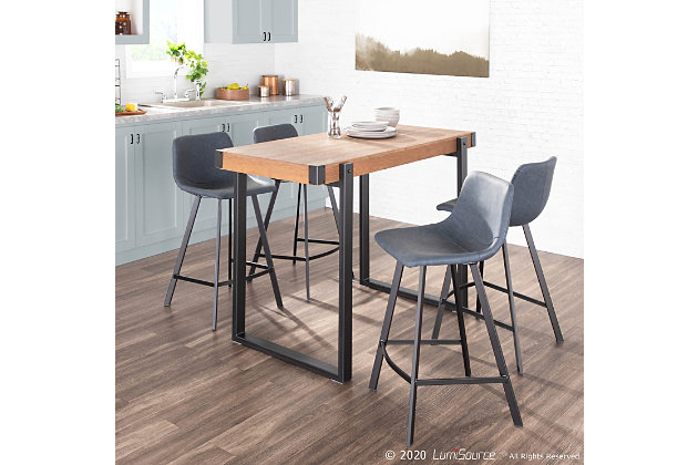 Odessa Counter Height Dining Table, , large