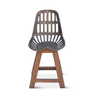 Sterling Antique Tractor Dining Chair, , large