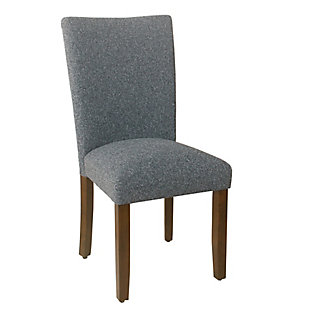 Classic Parsons Dining Chair - Heathered Gray (Set of 2), , large