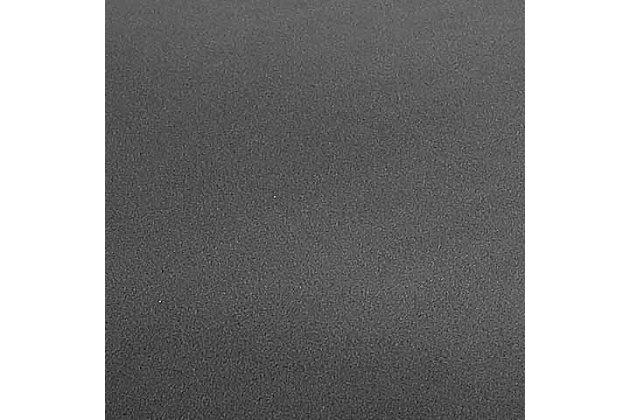 Petra Petra Dark Gray Velvet Side Chair, Gray, large