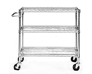 3-Tier Kitchen Cart, , large