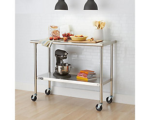 Stainless Steel Rolling Table, , rollover