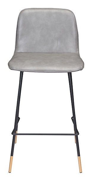 Var Counter Chair Gray, Gray, rollover