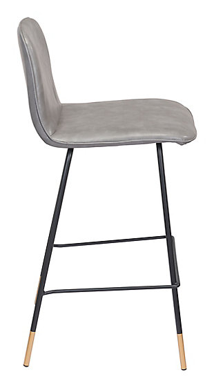 Var Counter Chair Gray, Gray, large