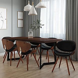 Marana Mid Century Modern Dining Chair, , rollover
