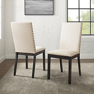 Hayden  2-Piece Upholstered Chair Set, , rollover