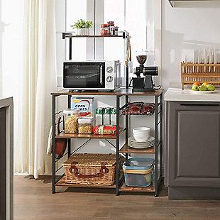 VASAGLE Kitchen Shelf, , rollover