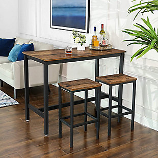 VASAGLE Bar Stools - (Set of 2), , rollover