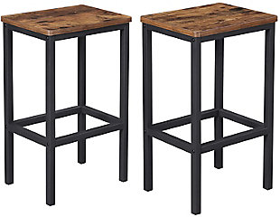 VASAGLE Bar Stools - (Set of 2), , large