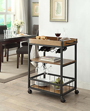 Austin Kitchen Cart, , large