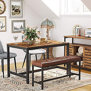 VASAGLE Dining Table, , rollover