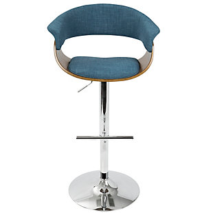 LumiSource Vintage Mod Bar Stool, , rollover