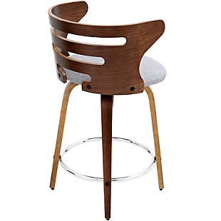 LumiSource Cosini Counter Stool with Swivel, , large