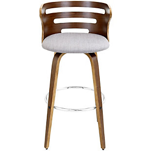 LumiSource Cosini Bar Height Bar Stool with Swivel, , rollover