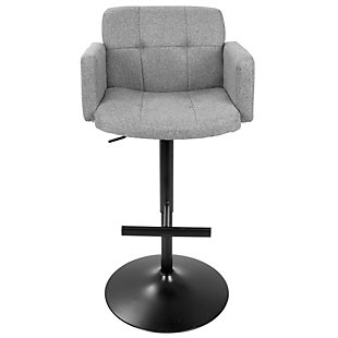 LumiSource Stout Bar Stool, , rollover