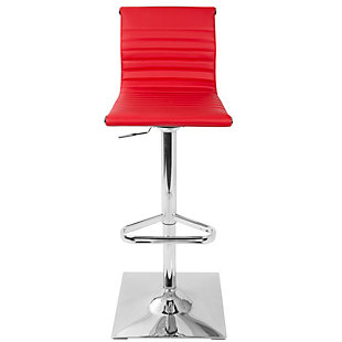 Master Adjustable Height Bar Stool with Swivel, , rollover