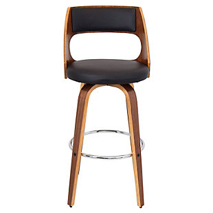 LumiSource Cecina Bar Height Bar Stool with Swivel, , rollover