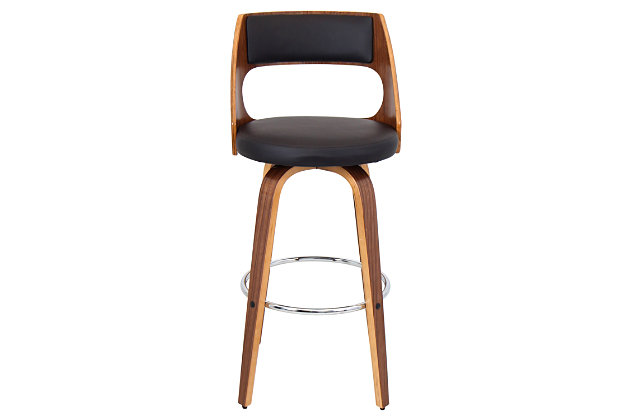Howie Bar Height Bar Stool with Swivel, , large