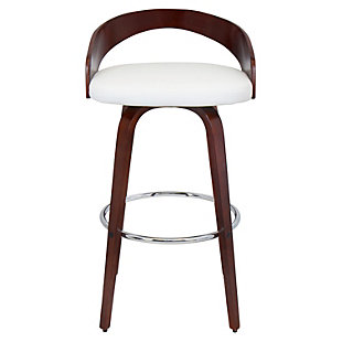 LumiSource Grotto Barstool with Swivel, , rollover