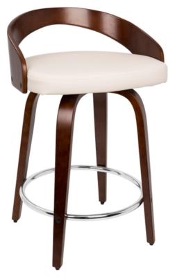 Counter Stool White Grotto Product Photo