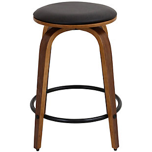 LumiSource Porto Counter Stools with Swivel (Set Of 2), , rollover