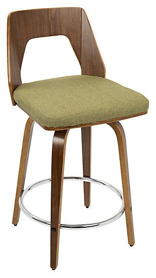 Trilogy Bar Stool with Cushion, , large